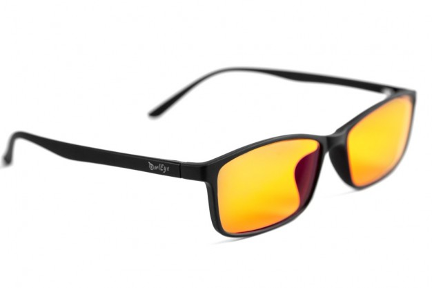 Okulary blokujące niebieskie światło