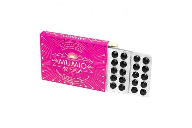 Produkty Mumio